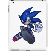 Sonic the Hedgehog (01) iPad Case/Skin