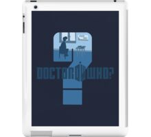 Dr Who? iPad Case/Skin