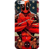 Deadpool for President iPhone Case/Skin
