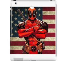 Deadpool for President iPad Case/Skin