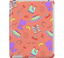 Dance is in the air iPad Case/Skin