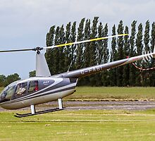 Robinson R44 Astro G-FABI by Colin Smedley