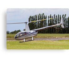 Robinson R44 Astro G-FABI Canvas Print