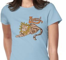 Lioncat Womens Fitted T-Shirt