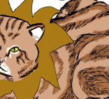 Lioncat Sticker