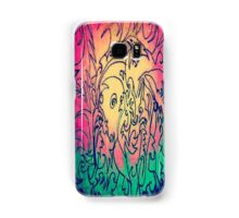 doodle jak Samsung Galaxy Case/Skin
