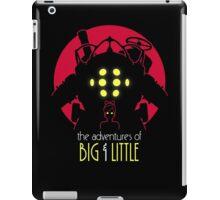 The Adventures of Big & Little iPad Case/Skin