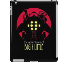 The Adventures of Big & Little iPad Case/Skin