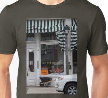 I need a screw, like so..... > Unisex T-Shirt