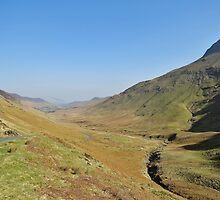 Honister Pass - Lake District by Rod Unwin