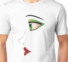 Girl face 2 Unisex T-Shirt