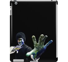 """I'm not in this world to live up to your expectations"" Bruce Lee Wing Chun Earth Master iPad Case/Skin"