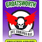 Groatsworth Night Lords collector card by Groatsworth
