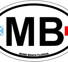 Miami Beach. by America Roadside.