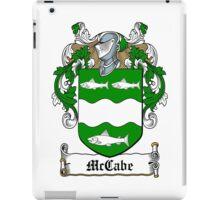 McCabe (Ref MacLysaght) iPad Case/Skin