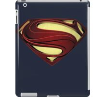 SUPERMAN | MAN OF STEEL CLASSIC iPad Case/Skin