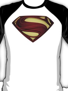 SUPERMAN | MAN OF STEEL CLASSIC T-Shirt