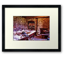 Fort Niagara Framed Print
