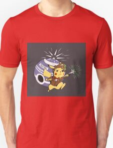 Pikawho!? Unisex T-Shirt