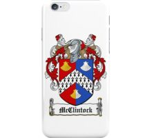 McClintock (Donegal) iPhone Case/Skin