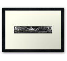 Old Manse in Concord MA 360 Framed Print