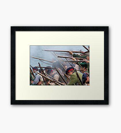 Fort Niagara Framed Print