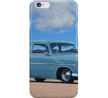 1952 Ford Customline Coupe iPhone Case/Skin