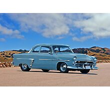 1952 Ford Customline Coupe Photographic Print