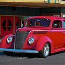1937 Ford Tudor Sedan by DaveKoontz