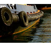 Tugs Photographic Print
