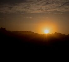 Sun Coming Up by Judi Taylor