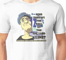 Who Throws The Ball At The One Yard Line? - #2 Unisex T-Shirt