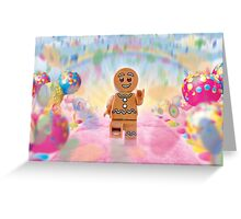 Good to be Kneaded Greeting Card