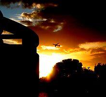 Plane by Mauricio Lopez