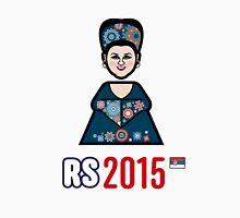Serbia 2015 Unisex T-Shirt