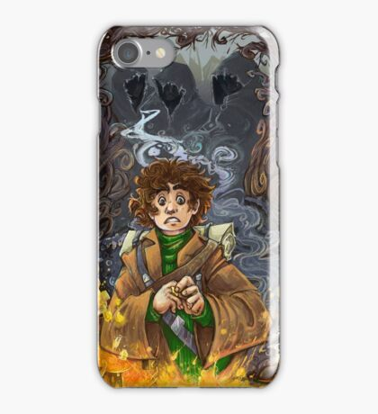 The One Ring iPhone Case/Skin