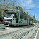 Tram @ Melbourne by khairusy