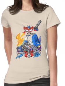 Prime Victory Womens Fitted T-Shirt