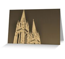 For the bells shall ring... Greeting Card