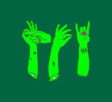 Zombie Sign Language Unisex T-Shirt