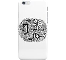 Taylor Swift Doodle iPhone Case/Skin