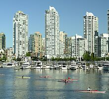 Vancouver by imarkimages