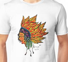 Pop Indian Unisex T-Shirt