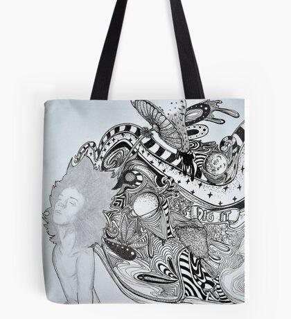 Crossfire Hurricane Tote Bag
