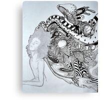 Crossfire Hurricane Canvas Print