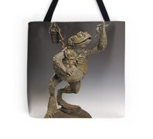 Warty Slugmuncher Esquire by Nick Bibby Tote Bag