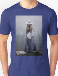 purple lady T-Shirt