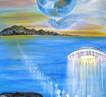 ONENESS by Rhonda Harman