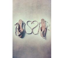 I love dancing Photographic Print