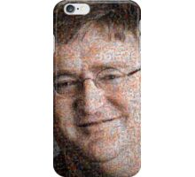 GabeN Pornographic Travel Mug, Tablet and Phone Case iPhone Case/Skin